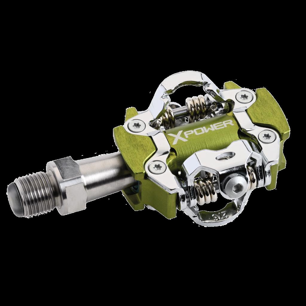SRM X-Power Green