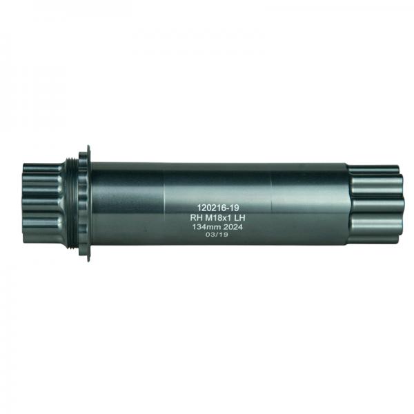SRM Origin Road 30mm Aluminium Achse