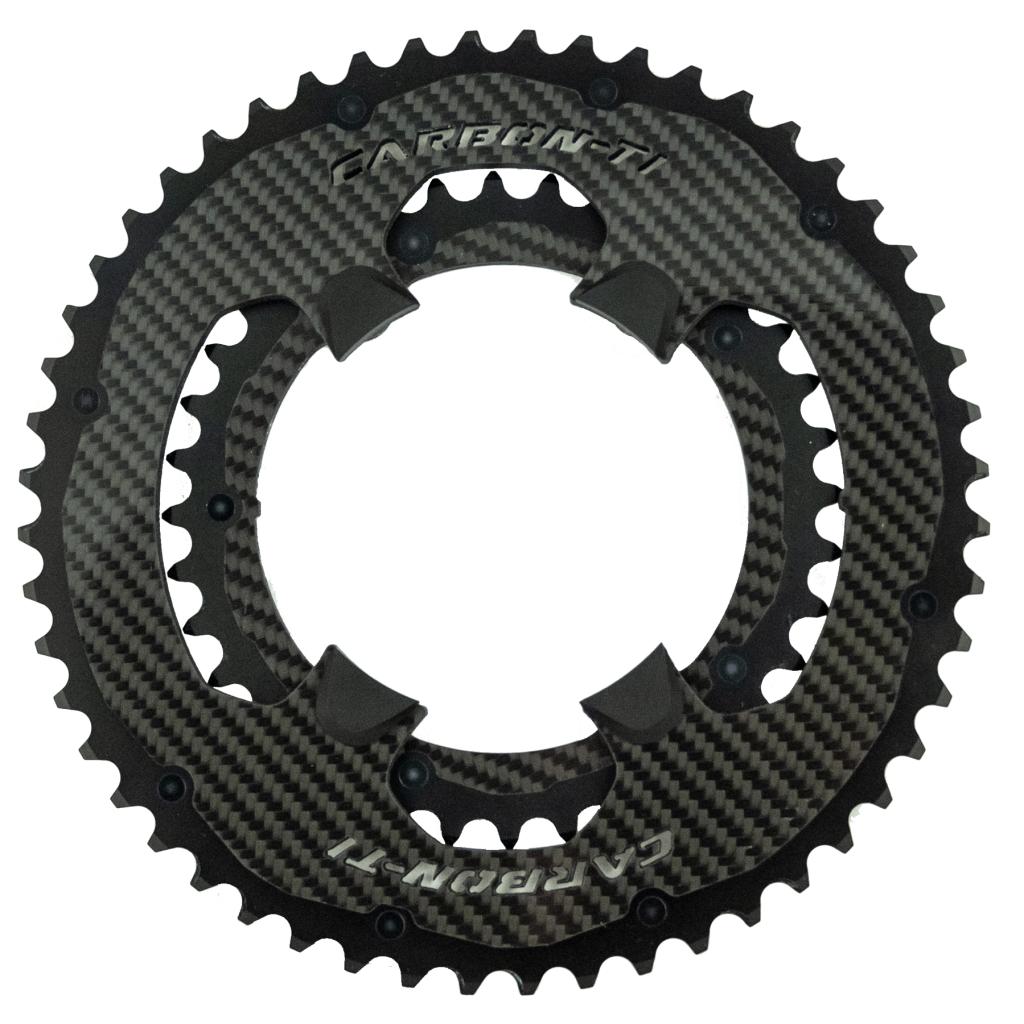 SRM Origin Carbon Ti Chainring