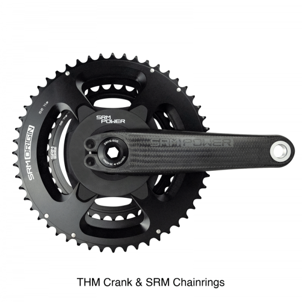 SRM Origin Road Carbon THM PowerMeter