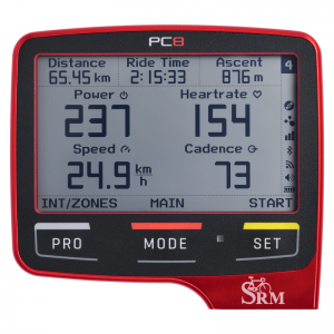 SRM PC8 red