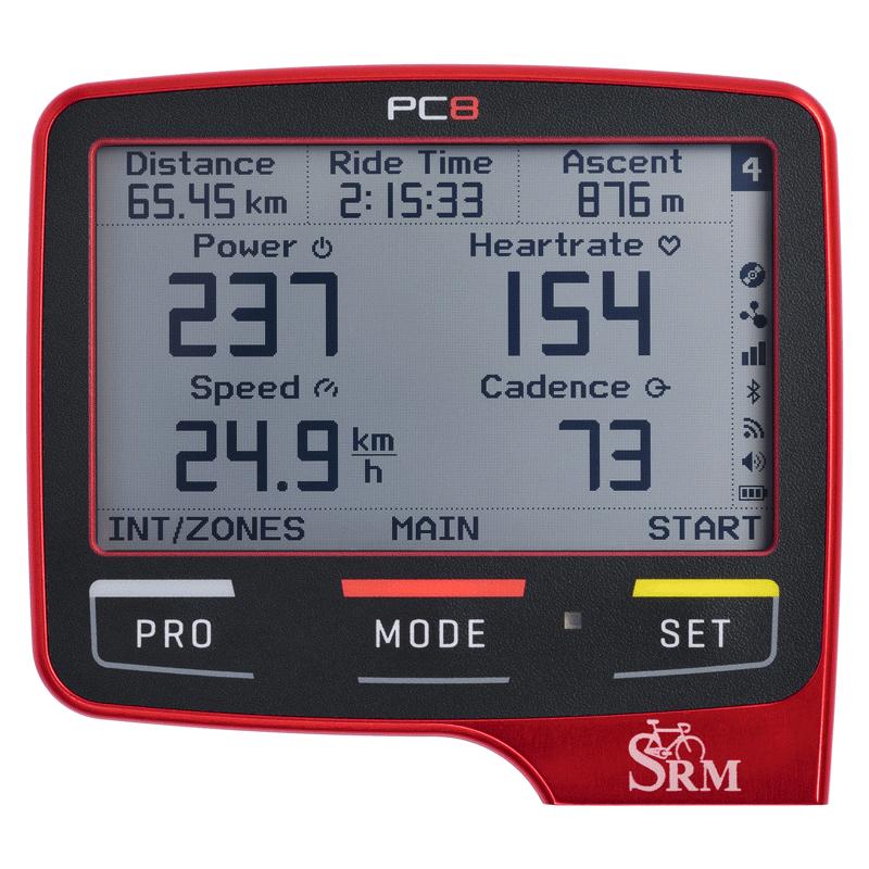 SRM PC8 red