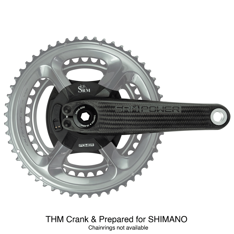 SRM Origin Carbon Shimano Dura Ace 9100 PowerMeter