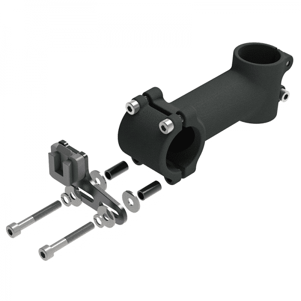 SRM PC8 Stem Mount - Explosion