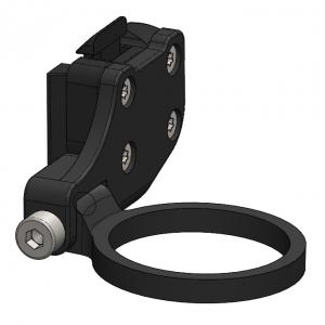 SRM headset clip