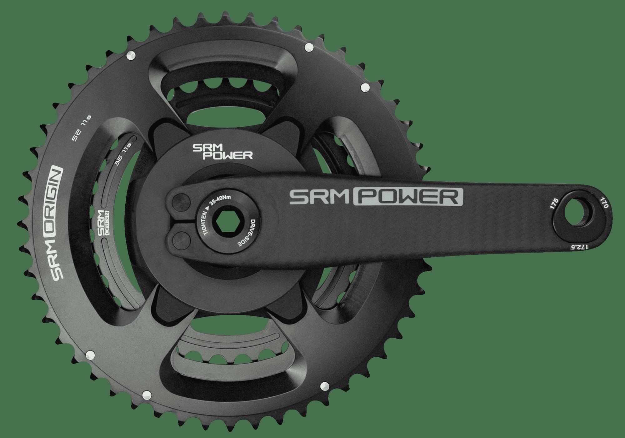 SRM Origin Carbon PowerMeter